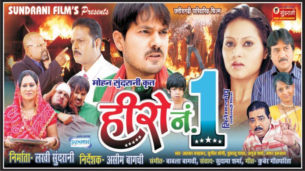 Chote Malkin Lyrics |  Hero No. 1 Chhattisgarhi Movie