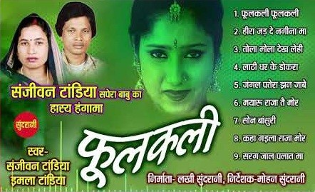 Phoolkali Chhattisgarhi Album Song