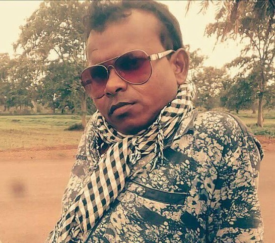 CG Film Actor - Santosh Nishad