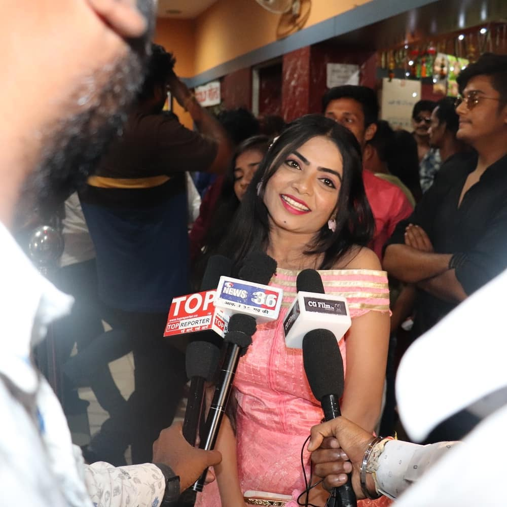 #filmphotography #premier #model #actress #chhatisgarh #beauty #press #conference