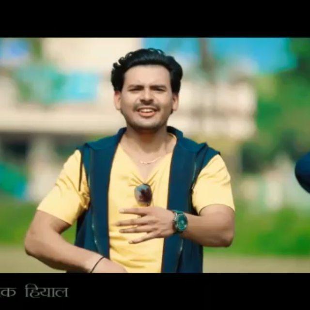 Cg Song Acted By Cg Film Actor Dilesh Sahu