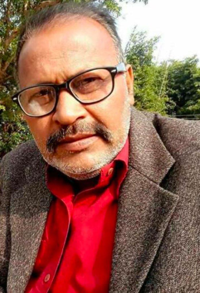 कोरोना : छत्तीसगढ़ी फिल्म अभिनेता विनय आमबस्ट मुबंई के कर्फ्यू मे फंसे