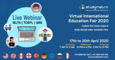 Online International Education Fair 2020