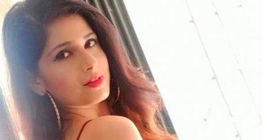 Actress Ankita Parmar