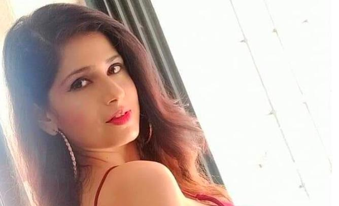 Actress Ankita Parmar