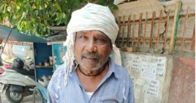 Singer Mahadev Baghel