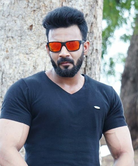 Chhollywood Actor Ajay Patel