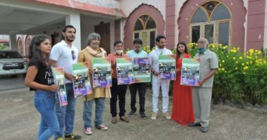 Poster Launch- Maya Ke Rang