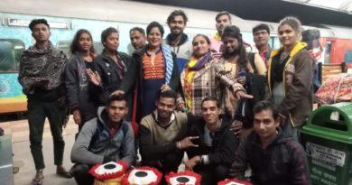 Maya Ke Sandesh Team